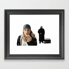 Jay and Silent Bob, Clerks 2 Framed Art Print