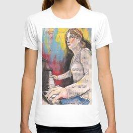 Piano 1 T-shirt