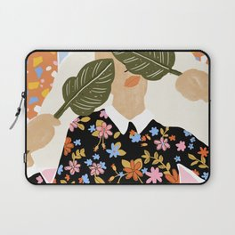 I Can't See You Laptop Sleeve