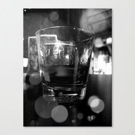 Bourbon with friends Canvas Print