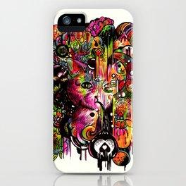 Amygdala Malfunction iPhone Case