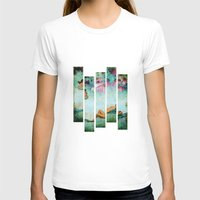 swimming T-shirts featuring swimming by Rosa Picnic