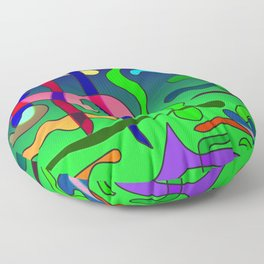 seabed Floor Pillow