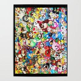 Nintendo Tribute Poster