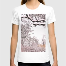 Wintertime is coming T-shirt