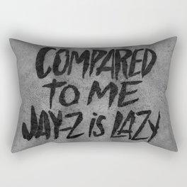 THE BADDEST Rectangular Pillow