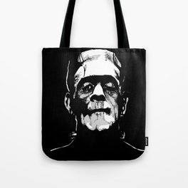 Boris Karloff Frankenstein Tote Bag