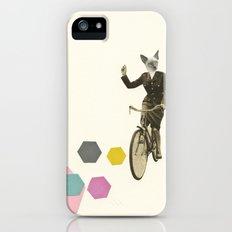 Cat Lady iPhone (5, 5s) Slim Case