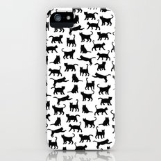 Le petits chats iPhone (5, 5s) Slim Case