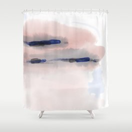 Paradox VII Shower Curtain
