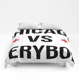Chicago vs. Everybody Comforters