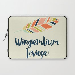 Wingardium leviosa! Laptop Sleeve
