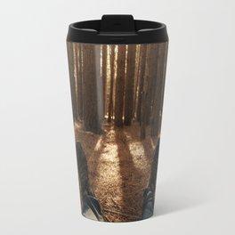 Amongst the Pines Travel Mug