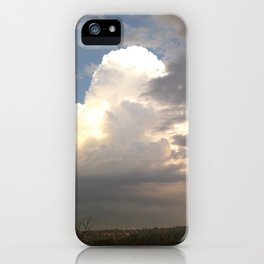 #258 #Landscape view after the #Storm iPhone Case