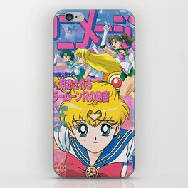 Sailor moon iPhone Skin