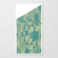 Saltwater Peak Canvas Print