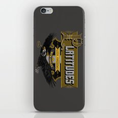 Platitudes Look Awesome With Eagles! iPhone & iPod Skin