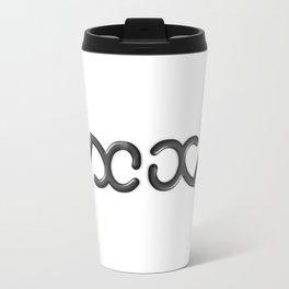 SEX ambigram Travel Mug