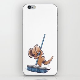 Potato Wins by a Clean Sweep! iPhone Skin