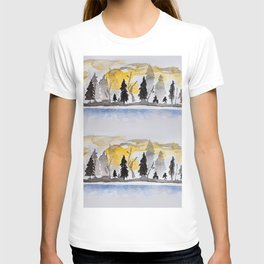 Chase Me Through The Forest T-shirt