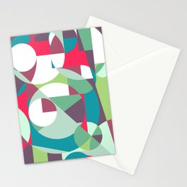 Today's pattern Stationery Cards