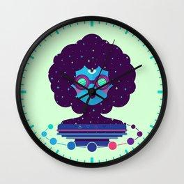 Ethereal Mistress Wall Clock