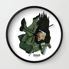 Professional assassin Zevran Arainai from Antivan Crows Wall Clock