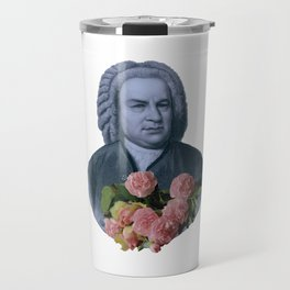 Bach Flowers Travel Mug