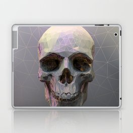 Skull Colorful Wires 1 Laptop & iPad Skin