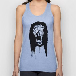 MY HOME IS MY GRAVE Unisex Tank Top