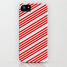 Carnival Stripes iPhone Case