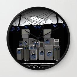 Dynamite Hip Hop Wall Clock