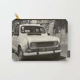 Old Renault Carry-All Pouch