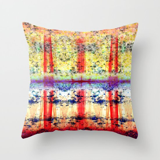 Untitled ii Throw Pillow