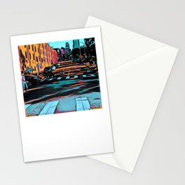 Hyde Street, San Francisco Stationery Cards