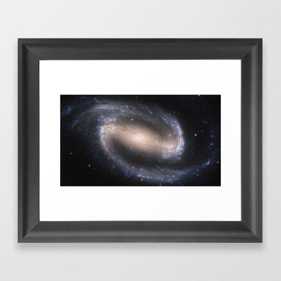 Space 30 Framed Art Print