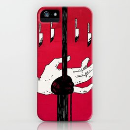 sanguine iPhone Case