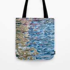 Colors Reflection Tote Bag