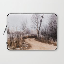 Winer in the country Laptop Sleeve