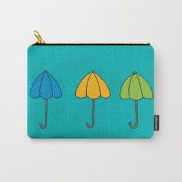 Umbrella Trio Carry-All Pouch