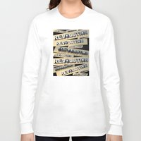 revolution Long Sleeve T-shirts featuring Revolution by politics