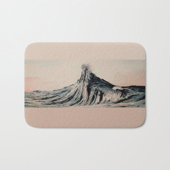 The WAVE #2 Bath Mat