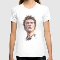 david tennant T-shirts featuring David Tennant by Darina Nossova