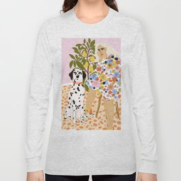 The Chaotic Life Long Sleeve T-shirt