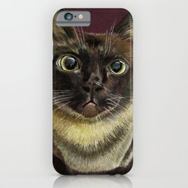 Every Step You Take iPhone Case
