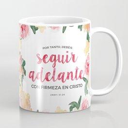 Seguir Adelante {Flores en Acuarela} Coffee Mug