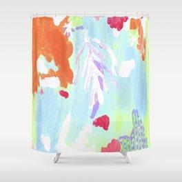 PATCHOULI SEAS Shower Curtain