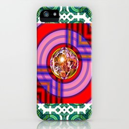 To think Outside he box - you first got to get ut of it* iPhone Case