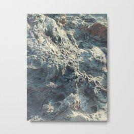 travel collection. vulcan rock. Greece. Kefalonia Metal Print