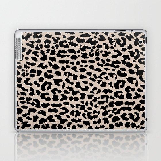 Tan Leopard Laptop & iPad Skin